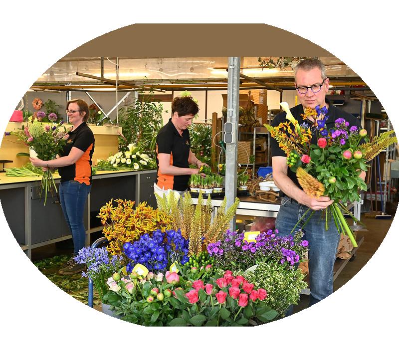 Workshops bij The Florist